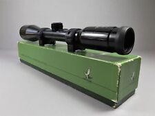 Swarovski Optik Habicht 6 x 42 Rifle Scope & Mounts ~ Original Box