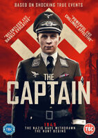 The Captain DVD (2018) Max Hubacher, Schwentke (DIR) cert 15 ***NEW***