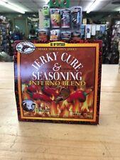 Hi Mountain Make Your Own Jerky - Cure & Seasoning - INFERNO Blend - Fun & Easy