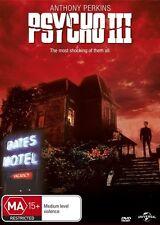 NEW Psycho III (DVD)