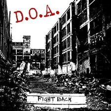 Doa - Fight Back [New Vinyl] Canada - Import