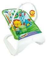 Baby Bouncer Animal Stylish Paradise Rocker Chair With Music & Vibrations