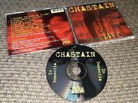 Chastain In Dementia CD 1997 TOLEDO OHIO UNSIGNED LOCAL BAND Damien bassist ROCK