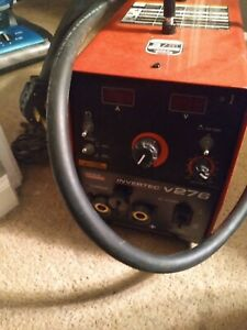 lincoln invertec V276 stick/tig welder only