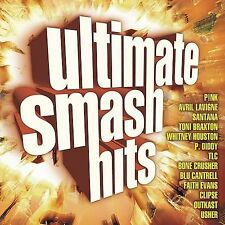 Audio CD Ultimate Smash Hits (Bonus DVD) - Various Artists - Free Shipping