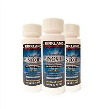 Kirkland Minoxidil 5% Extra Strength Men Hair Regrowth Solution 3 Month Supply