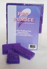 3x Pro Pumice Bar Block Pedicure FEET Foot File Hard dry skin CALLUSES remover