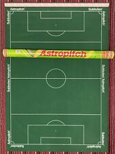 More details for subbuteo astro pitch 61178 + tube caps rolling tube excellent football reserved