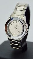 Ladies DKNY Silver Tone Round Dial Watch Round NY2115, New
