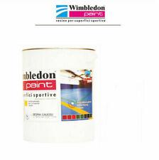 Wimbledon Paint Pintura Berniz para Mesas de Ping Pong Colores Kg 1,250 + Líneas