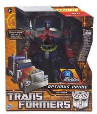 Optimus Prime Leader Battle Hooks (HFTD) Transformer NEW (MISB) [OPHD1]