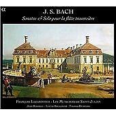 Johann Sebastian Bach - Bach: Sonates & Solo pour la flûte traversière (2014)