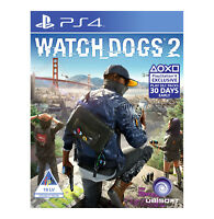 Watch Dogs 2 (English/Chi Ver) for PS4 Sony Playstation 4