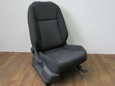 Seat Front Right Heated Seats Fabric Nzx Black Trendline VW Tiguan II AD1 Orig