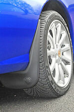 """MG TF REAR MUDFLAPS SET OF 2 FITS ALL MGTF MODELS """"NEW"""" INCL.FITTING KIT  UK CO."""