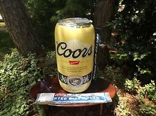 Coors Coors Light Beer Bar Restaurant Collectible Advertising Inflatable Ad Can