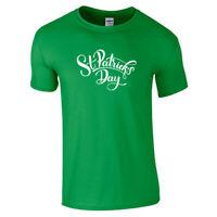 St Patrick's Day Irish Ireland Leprechaun Patricks Men Women Unisex T-shirt 479
