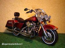 1:12 Harley Davidson FLHRI Road King Rotmetallic 2007 / 01548