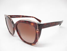 35cd9868d6207 Tiffany   Co TF 4148 80023B Havana   Gold with Brown Gradient TF4148  Sunglasses