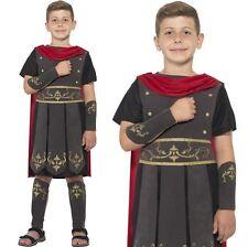 ragazzi bambini soldato romano Costume Bambini Vestito Da Smiffys efe305eb17c