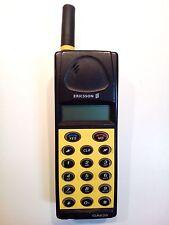 TELEFONO MOVIL ERICSSON GA628 AMARILLO retro mobile cell phone