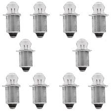 P13, 5 fernsichtbirnchen bombilla lámpara de reemplazo birnchen 10 x 3,7v 0,3a