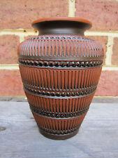 Fat Lava W Germany Vase Mid Century Moodern