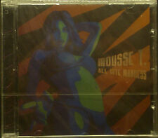 CD MOUSSE T. - all nite madness, neu - ovp