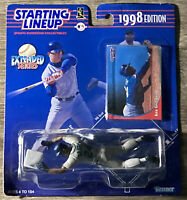 1998 STARTING LINEUP - SLU - MLB - KEN GRIFFEY, JR - MARINERS - EXTENDED SLIDING