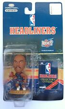 1996 NBA Charles Barkley Houston Rockets Corinthian Headliners Basketball Figure