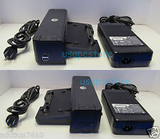 hp docking station including 230w ac adapter 581597-001 vb043aa#aba usb 3.0