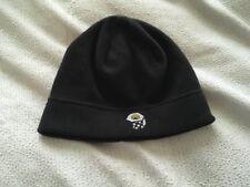 Mountain Hardwear Polartec Black Fleece Hat Mens Regular