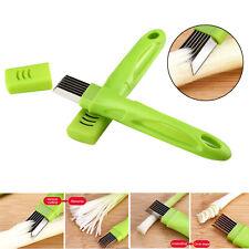 Vegetable Fruit Onion Cutter Slicer Peeler Chopper Shredder Gadget Tool Knife