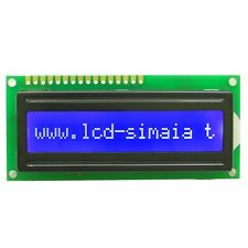 1PCS Blue Blacklight 1601 16x1 Character LCD Display Module For Arduino NEW