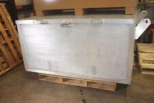 "Used 60"" x 40"" x 48"" Storage box Jobsite transportation all welded aluminum"