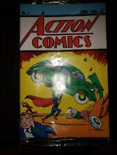 Action Comics No. 1 Superman reprint