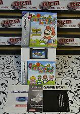 Super Mario Advance Game Boy Advance GBA COMPLETE in BOX
