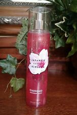 Bath and Body Works Diamond shimmer mist in Japanese Cherry blossom 8fl.oz