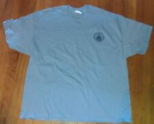 NEW MEN'S T SHIRT SIZE XXXL LIGHT BLUE NWOT 3XL CLEAN WATER