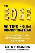 Very Good, The Edge: 50 Tips from Brands that Lead, Adamson, Allen P., Book