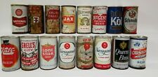 New listing Beer Cans, Old Pull Tabs