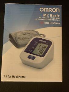 Omron Basic M2 Basic Blood Pressure Measuring MonitorDevice For Upper Arm-UK