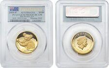 Australia 2009 P Koala 100 Dollars 1 oz Gold PCGS Gem Proof DCAM High Relief