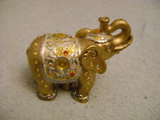 Elephant figure with stones by Shudehill Giftware