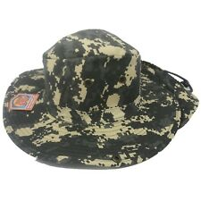 666e835d3d3 Boonies Fishing Army Military Hiking Snap Brim Neck Cover Sun Hat Cap  Digital L