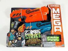 2 in pack Zed Squad Zombie Strike Mega Magnus blue & ornage guns A9549 sealeD