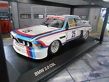 BMW 3.0 CSL #25 Sebring 1975 Stuck Posey Moffat Posey Minichamps BMW NEU 1:18