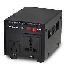 Bronson VT 200 Watt 110 Volt USA Spannungswandler Transformator 110V 200W
