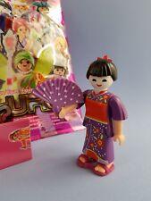 PLAYMOVIL GEISHA CHICA JAPON CHINA SERIE 12 EPOCA NUEVO 9242