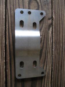 Transmission plate offset Getriebegrundplatte für Harley 5-Gang mit 25mm Versatz